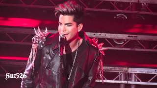 1 Queen + Adam Lambert LondonOpening (Seven Seas of Rhye, Keep Yourself Alive, We will Rock You.m4v