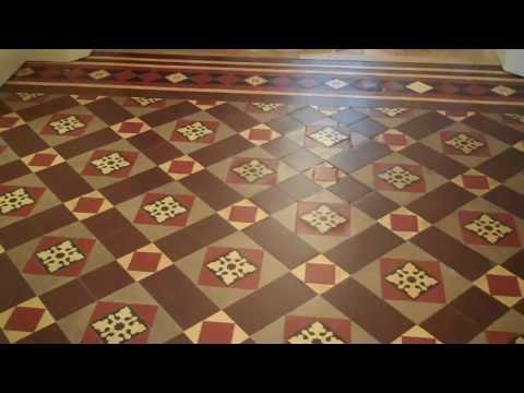 Victorian Tile Cleaning And Sealing