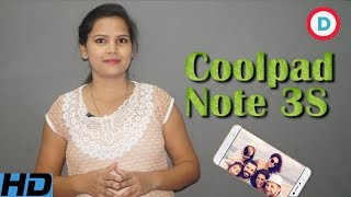 Coolpad Note 3S Detailed Specifications and Features in Hindi | Not a Review