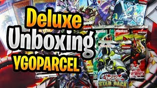 Yugioh Parcel Deluxe Unboxing With Yugioh Pack Openings April 2019 (YGO, Buddyfight, Bleach + More