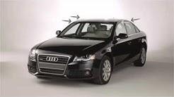 Audi Genuine Accessories A4 & A6 Base Carrier Bar Installation