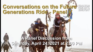 Conversations on the Future Generations Ride - Panel 5