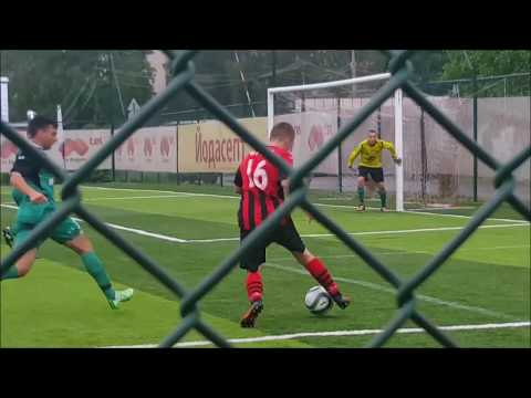 ATHLETES USA Mario Ivanov Soccer Highlights