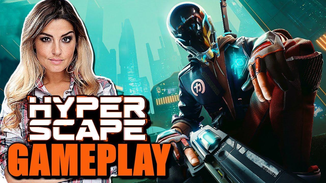 Hyper Scape : j'ai joué au Battle Royale d'Ubisoft ! Mon avis 🔥
