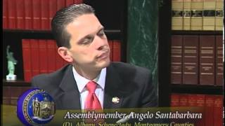 'Storm Aid' with Janice Thompson - Assembly Update with Asm. Angelo Santabarbara