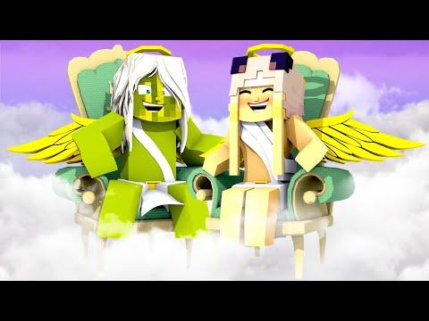 WIR LEBEN 1 TAG ALS GOTT! ✿ Minecraft HAUS #122 [Deutsch/HD]