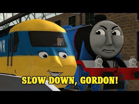 NWR Tales S6 Ep.11: Slow Down, Gordon!