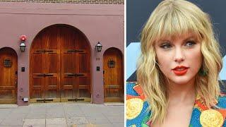 Inside Taylor Swift's 23 Cornelia Street Townhouse