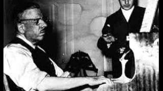 """Jacques Février plays Poulenc """"Napoli"""", Suite"""