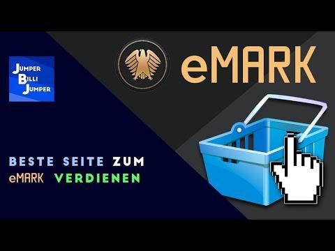 Beste Seite zum eMark verdienen