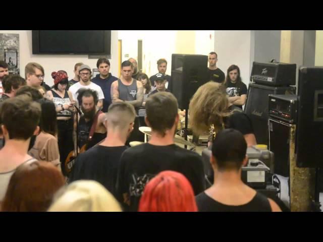 Torch Runner - Live 4/19/2015 @ Gatewood Studio Arts Building UNC-G GSO