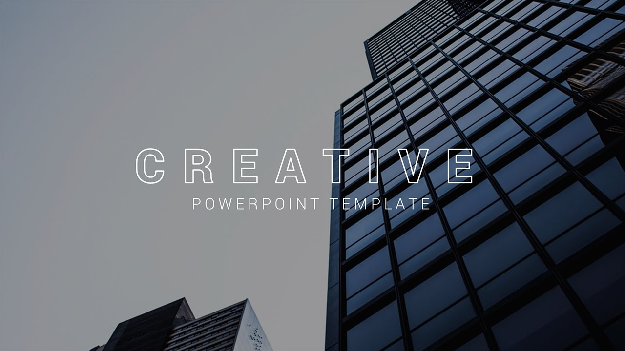 building a powerpoint template