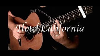 The Eagles - Hotel California - Fingerstyle Guitar