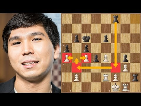 It All Comes Down To The Endgame | Praggnanandhaa vs Wesley So | Leon Masters (2018)