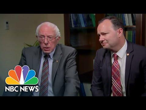 Sens. Sanders, Lee Explain Bipartisan Bill To End U.S. Support For Saudi-Led War In Yemen   NBC News
