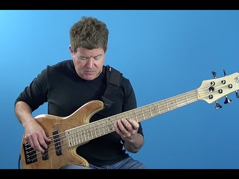 Bass Lesson: Chord Superimposition