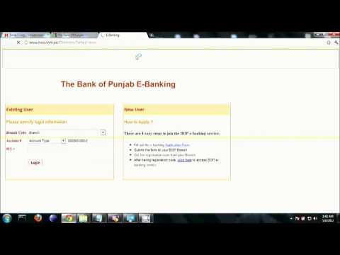 Famous Pakistani Bank ( Bank of Punjab )  Warned by Hitcher