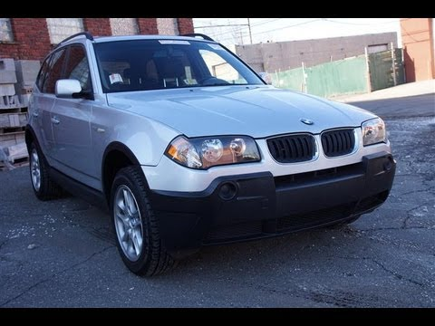 2004 bmw x3 youtube. Black Bedroom Furniture Sets. Home Design Ideas