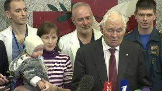 Ваню Фокина выписали из больницы в Москве