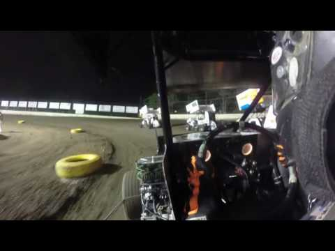 Cody Barnes- Restricted B Main @ Port City Raceway