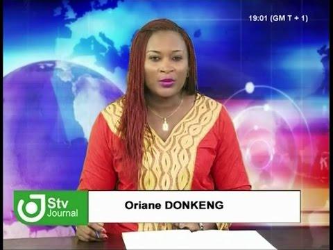 JOURNAL STV 19H00 - Vendredi 04 Novembre 2016 - Présentation : Oriane DONKENG