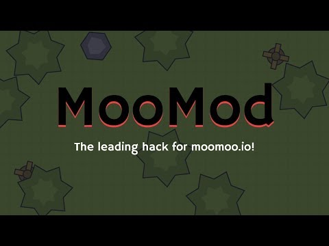 MooMod - The Leading Hack For Moomoo.io (2018)