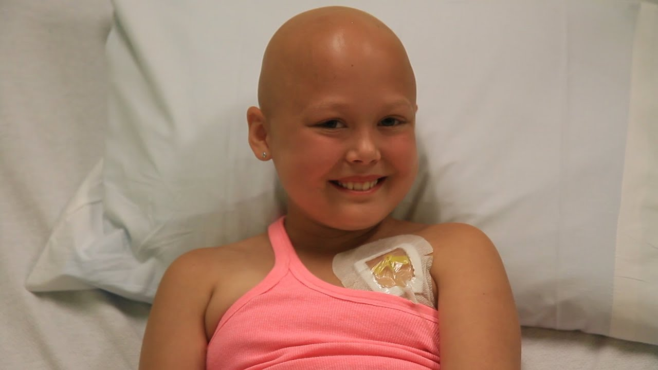 Cheyenne's Childhood Cancer Story