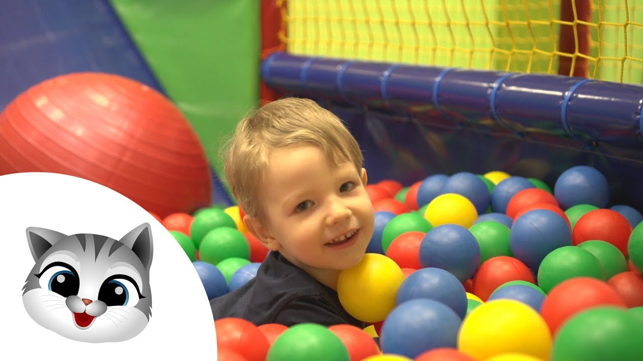 Indoor playground family fun play area for kids youtube for Indoor play area for kids