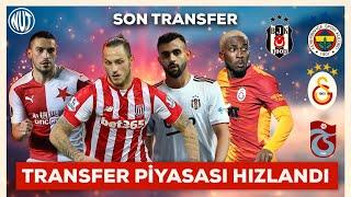 Transferde Radara Takılanlar | Marko Arnautovic | Rachid Ghezzal | Nicolae Stanciu