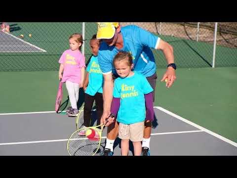 Tiny Tennis South Africa 2018