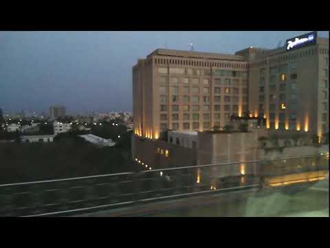 Nagpur Metro- Radisson Blue Hotel View