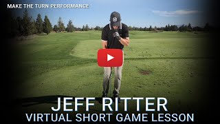 Virtual Short Game Tip W/ Jeff Ritter