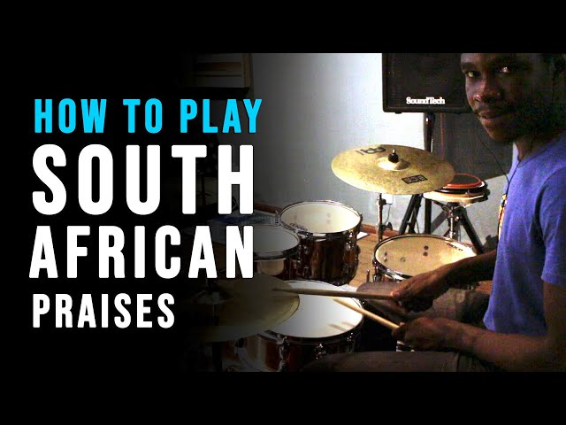 Drum Lesson - How to play South African praises / gospel | Jaystiqs