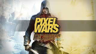 Pixel Wars - Assassin