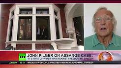 Pilger to RT: Prospect of real war unless this propaganda war is seen through