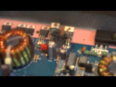 Car Amplifier Repair