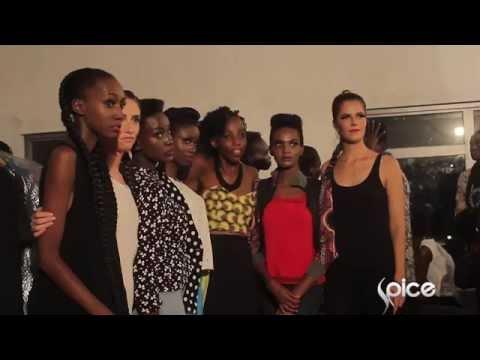 Kampala Fashion Week 2015 #KFW2015   All Access