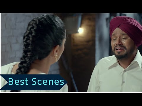 Mindo Taseeldarni | Best Scenes Of Karamjit Anmol | Kavita Kaushik | RR Records