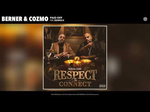 Berner & Cozmo feat. Demrick - Paid Off (Audio)