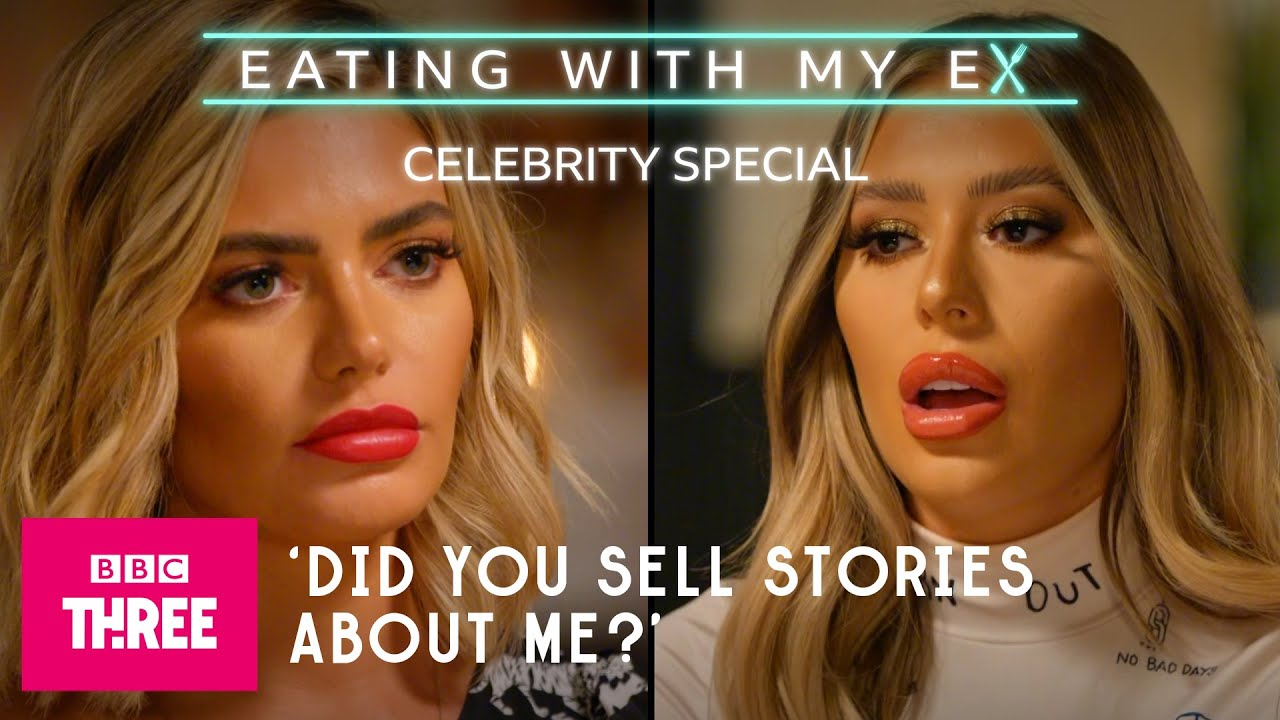 Download 'Did you sell stories about me?' – Megan and Demi – Eating With My Ex Celeb Specials