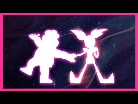 FUSION: Steven + Spinel = Morganite - Rose Cuarzo