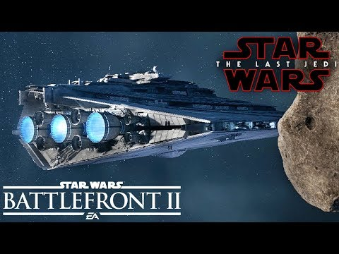 Star Wars Battlefront 2: The Last Jedi Leaks, News & Theories! Gameplay Live Stream