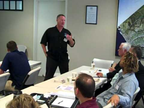 Oceanside CA Chamber Member, Chip Dykes of General Services Inc. Introduces his  Business