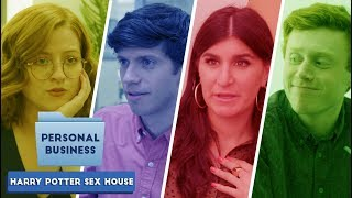 What's your Harry Potter Sex House? | Personal Business