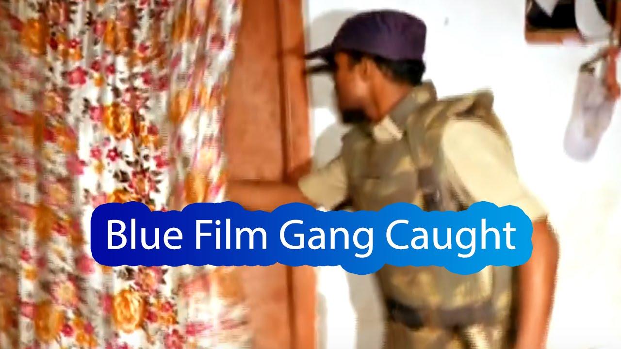 Vijayawada Blue Film Gang Caught For Trafficking Girls -6139