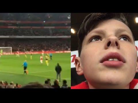 Arsenal 2-2 Southampton matchday vlog reupload