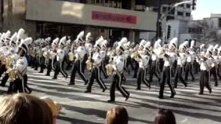 Desfile De Las Rosas Pasadena California  2009
