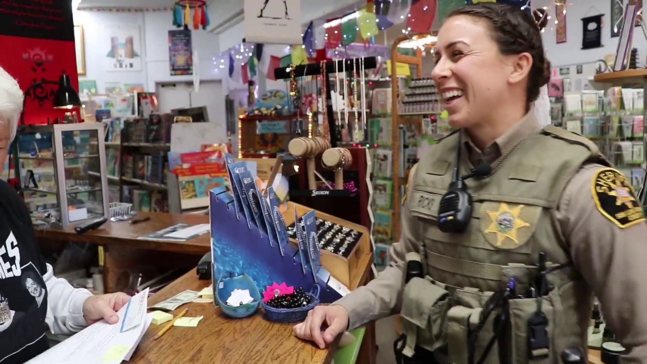 Download A Day in the Life of #SLOCounty Sheriff's Deputy