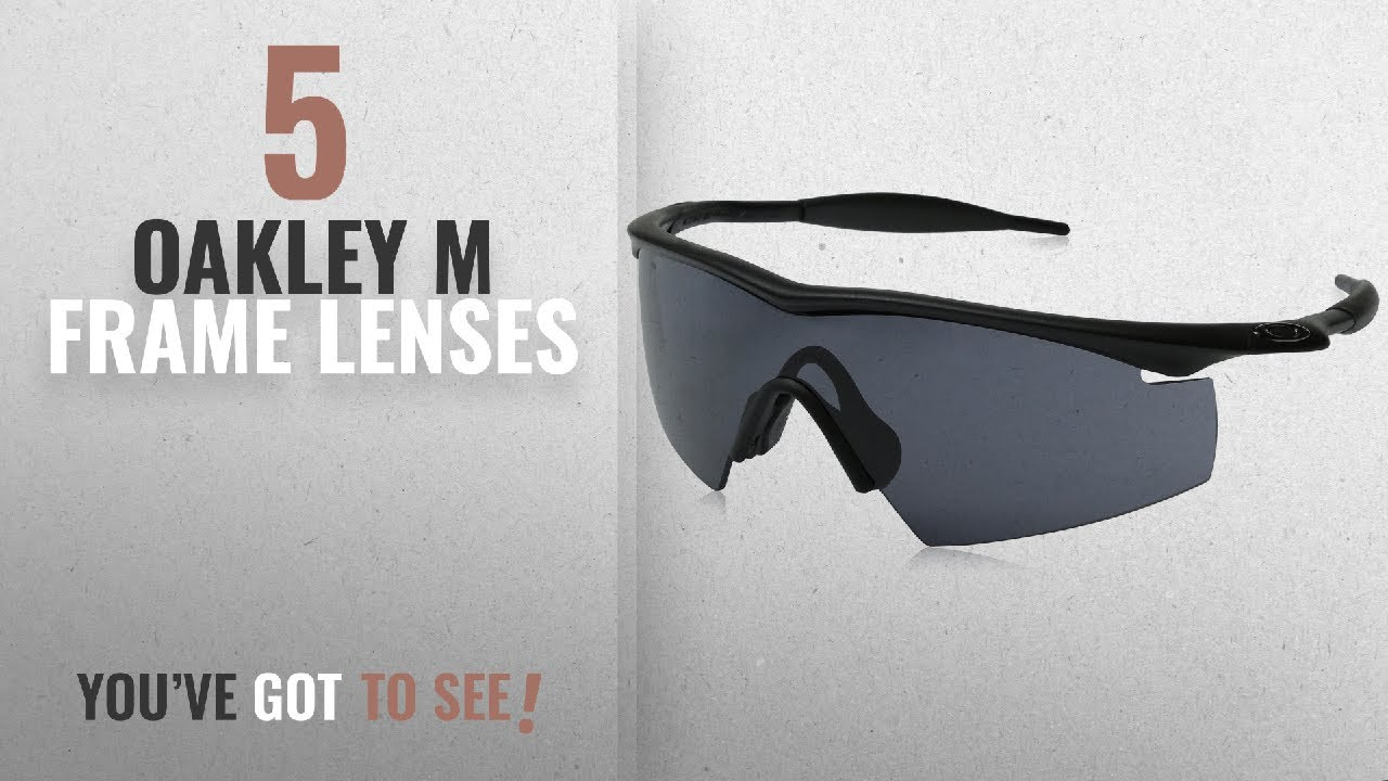 Top 10 Oakley M Frame Lenses [ Winter 2018 ]: Oakley OO9060 - 11 ...