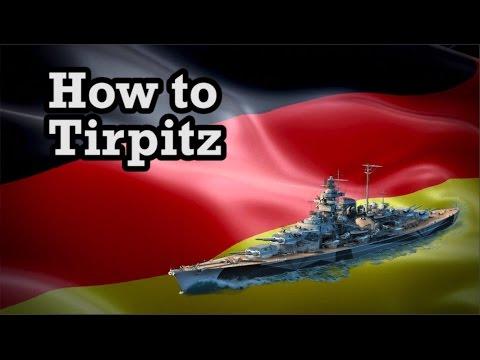 How to Tirpitz